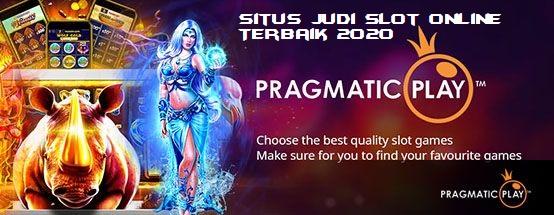 Situs Judi Slot Online Terbaik 2020