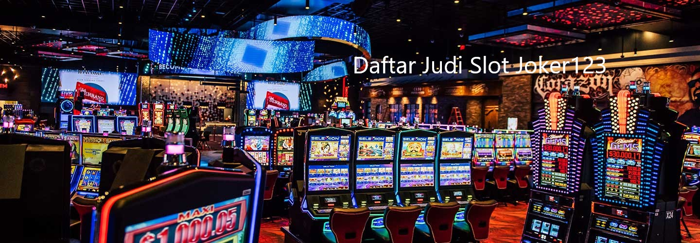 Website Slot Online Joker123 Uang Asli
