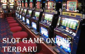 Bandar Slot Online Terbaik Dan Terpercaya
