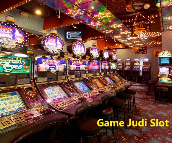 Game Judi Slot Mesin Online Indonesia