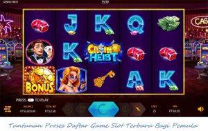 Tuntunan Proses Daftar Game Slot Terbaru Bagi Pemula